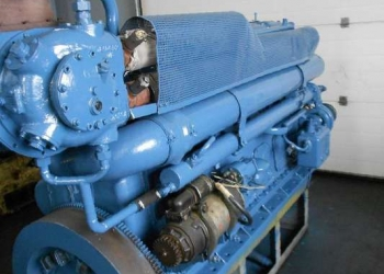 Двигатель шкода 6L160PNS