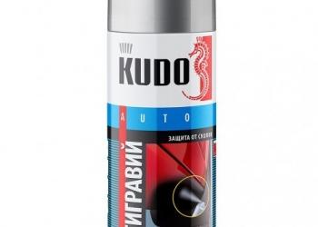 Антигравий KUDO серый аэрозоль KU-5221 520 мл