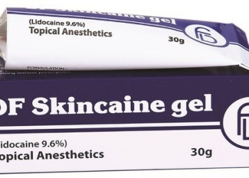 Анестетик гель DF Skincaine