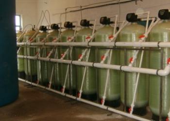 Водоподготовка для котельных установок Сокол 10 -150 куб/час