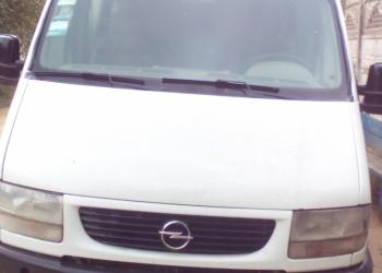 Opel Movano, 1999