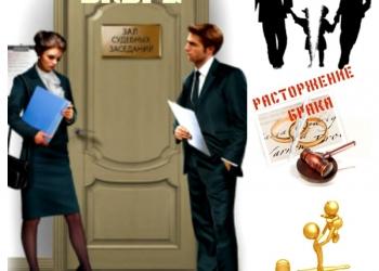 Семейный юрист. Алименты, развод, раздел имущества