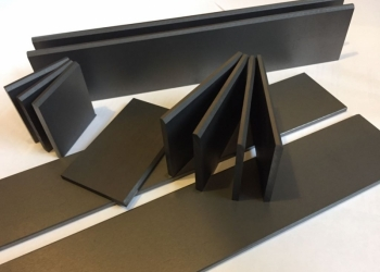 Лопатки из графита для насосов компрессоров