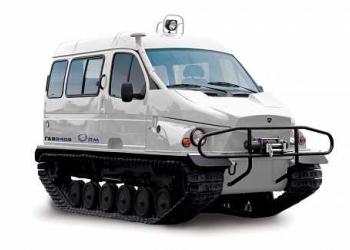 Снегоболотоход RM-TEREX ГАЗ-34039