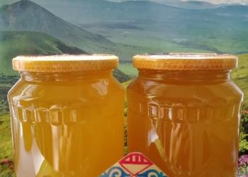 Натуральный горный мед.