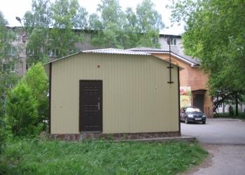 Продам одноэтажное отдельно стоящее здание (нежилое)