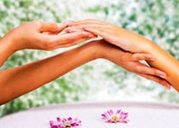 spa-уход парофинотерапия