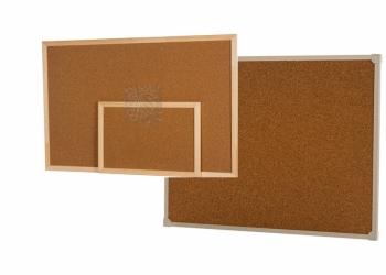 Пробковые доски рамочка из алюминия или дерева- доставка по области и в Балашиху