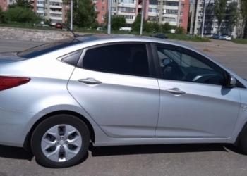 Аренда Hyundai Solaris в Екатеринбурге