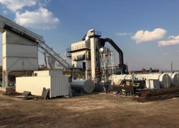 Yimatec CSM160. АБЗ контейнерный быстрого монтажа (2018 год, 160 т/ч)