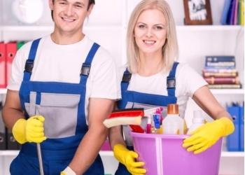 В клининговую компанию требуются уборщики.