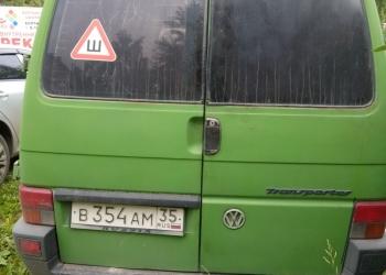 Volkswagen Transporter, 1995