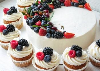 """Торты и десерты на заказ от домашней кондитерской """"Царьcake"""""""