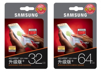 Картs памяти TF SAMSUNG 32Gb - 256Gb
