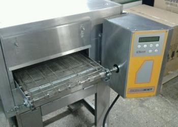 Печь для пиццы конвейерная