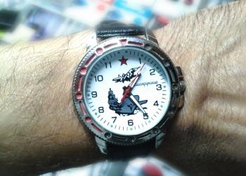 """Мужские часы """"Командирские """""""