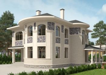Проектирование загородных домов.