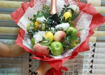Вкусный букет фруктовый