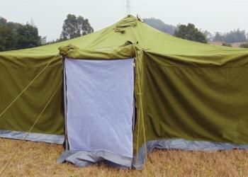 Палатка бескаркасная ЧС-30 (вместимость 30 чел)
