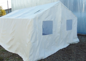 Палатка каркасная М-10 минобороны (вместимость 10 чел)