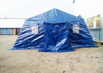 Палатка каркасная М-30 минобороны (вместимость 36 чел)