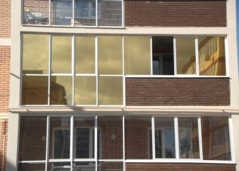 Тонирование окон, стёкол пленкой в квартире или в доме