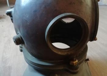 Шлем водолазный