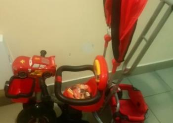 Детский  велосипед для мальчиков