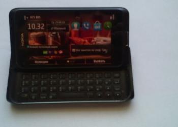 Телефон Nokia E7-00
