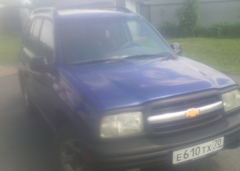 Suzuki Vitara, 1998, 2л, 4вд
