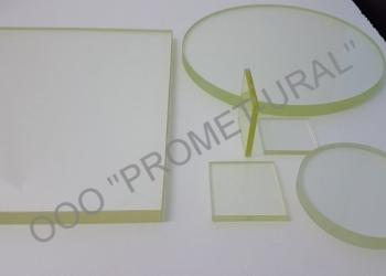 Рентгенозащитные стекла и окна