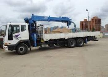 Манипулятор услуга 8,10,15 тонн