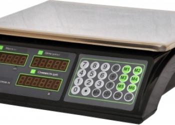 Продам Весы настольные электронные торговые ВР4900-10