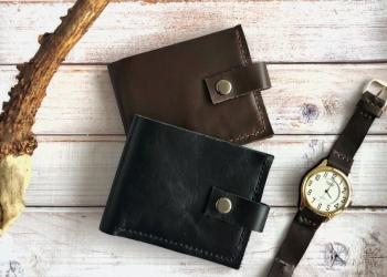 Кожаные изделия ручной работы:портмоне, сумки и др