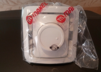 Светорегулятор белый Mimoza 22011