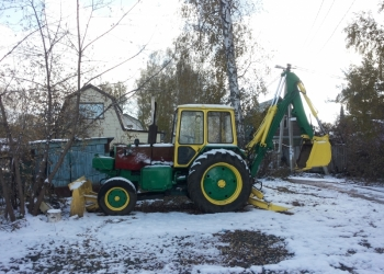 Продам трактор ЮМЗ-6 1989г.