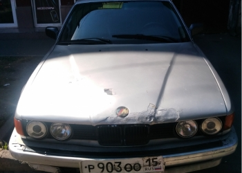 BMW 7er, 1992