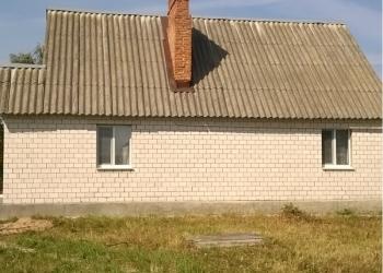 Дом 120 м2 с постройками