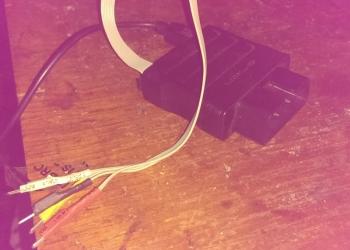 Диагностический адаптер ORION USB-OBD