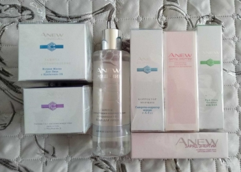 Anew/Nutraeffects Avon