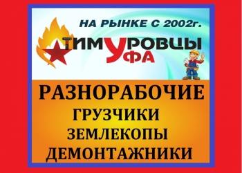Разнорабочий Тимуровцы Грузчики Землекопы