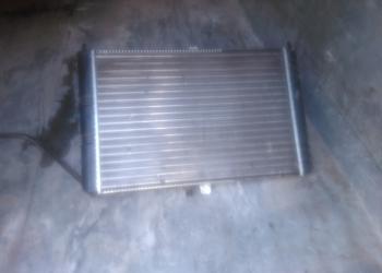 Радиатор в сборе в хорошем состоянии