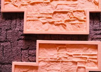 Формы для производства искусственного камня