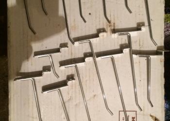 Продам крючки для магазина или отдела