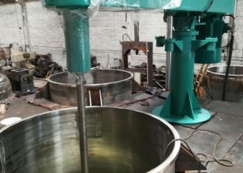 Оборудование для производства акриловых красок — выбираем подходящий диссольвер