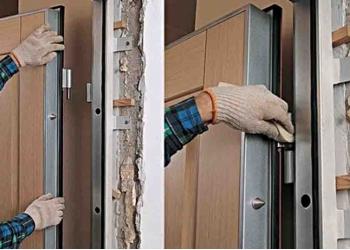 Ремонт дверей, замена дверных полотен в Красноярске