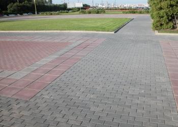 Тротуарная плитка в остатках по цене сезона