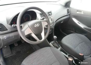 Hyundai Solaris, седан, 2017 г.в., пробег: 170000 км., механика,
