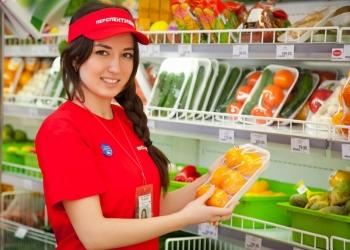 работа в супермаркетах