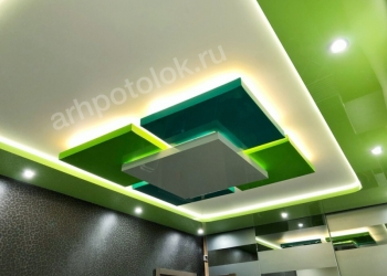 Натяжные потолки Архпотолок